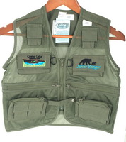 Crater Lake Jr. Ranger Vest